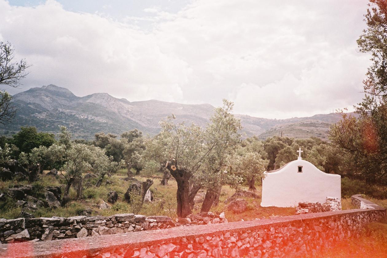 Chapelle – Grèce